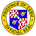 Official Seal of Cebu Province Logo Vector