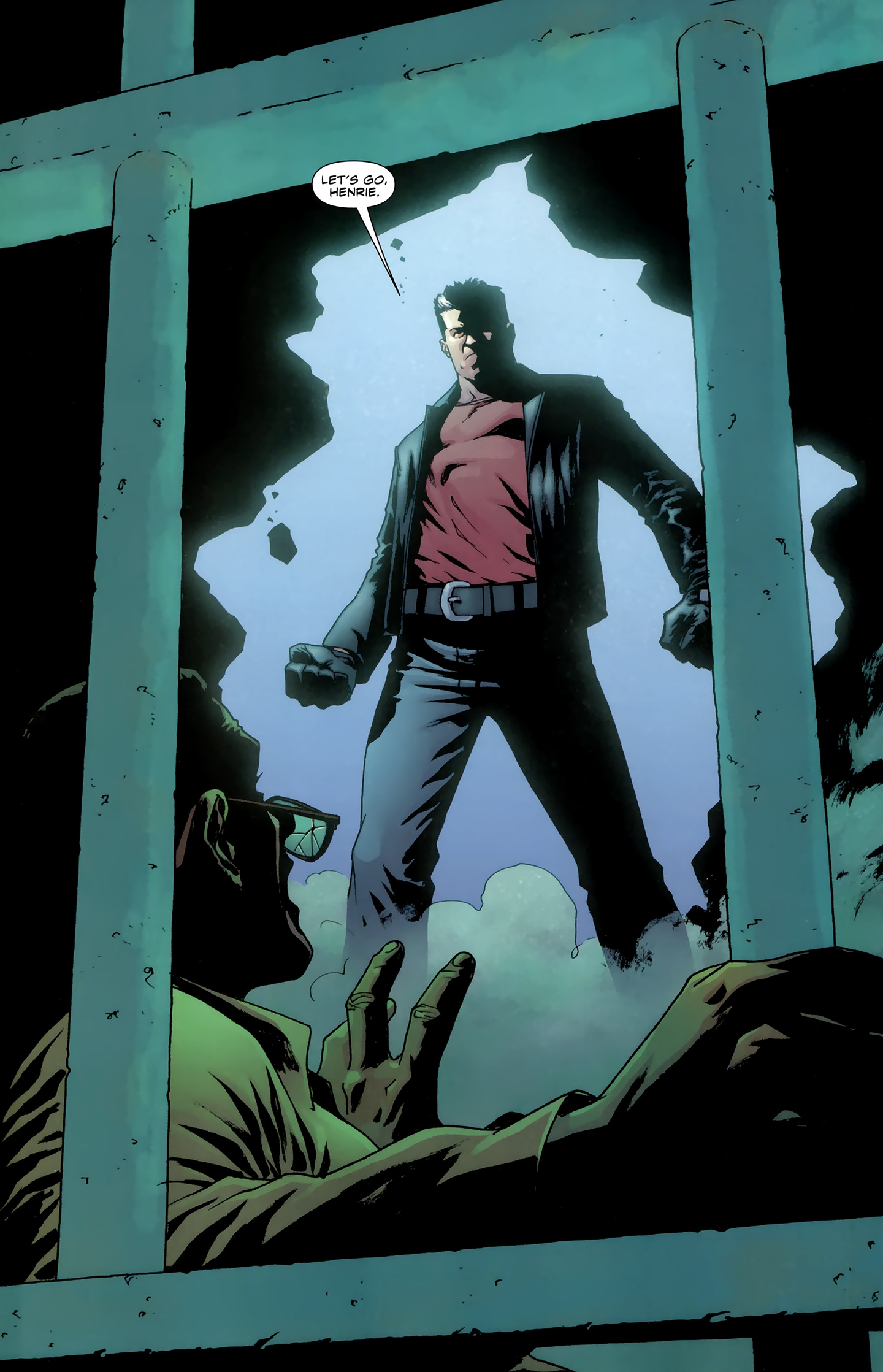 Read online Incorruptible comic -  Issue #28 - 13