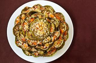 Artichoke meal
