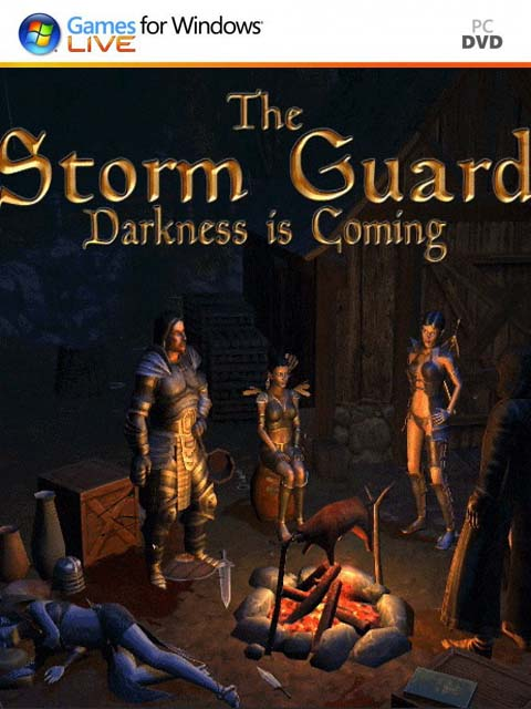 تحميل لعبة The Storm Guard Darkness is Coming برابط مباشر + تورنت