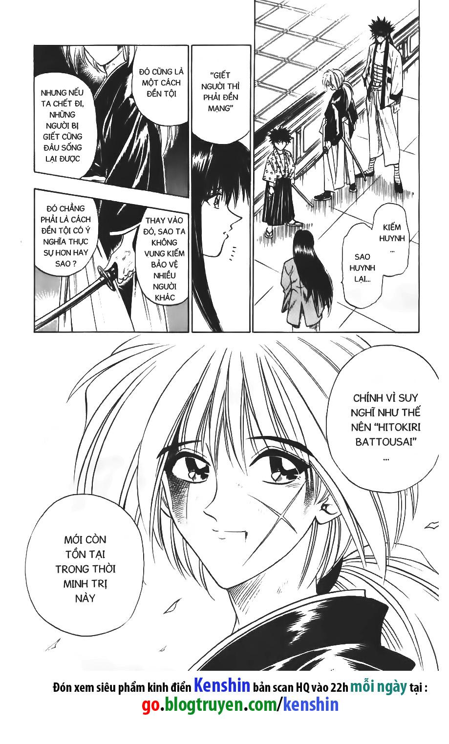 Rurouni Kenshin chap 29 trang 19