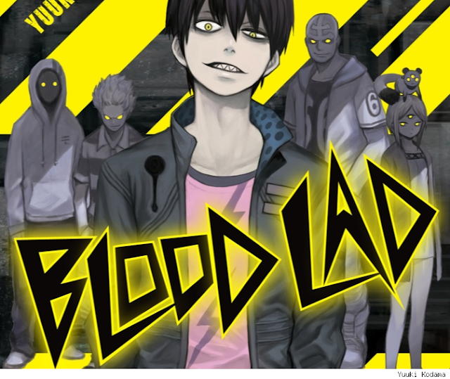 Blood Lad (2013) ταινιες online seires oipeirates greek subs