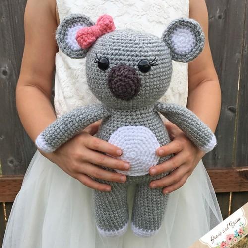 Amigurumi Koala Bear - Free Pattern