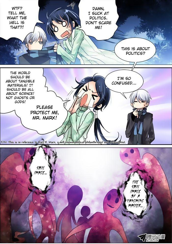 Soul Contract - Chapter 6