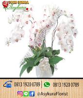 Toko Bunga Cikarang Bekasi The Florist Cikarang Toko bunga di Cikarang Toko Rangkaian Bunga Meja Anggrek Bulan di Cikarang