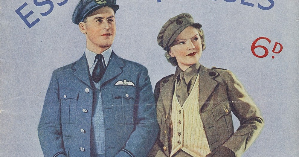 Serendipity Handmade Essentials For The Forces And More Free 1940s