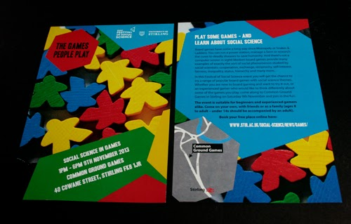 The Games People Play Leaflet