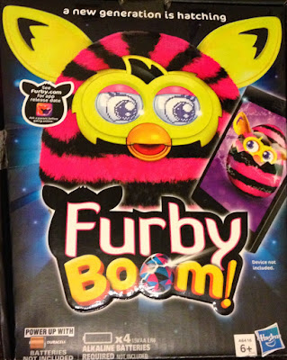 Win a furby Boom in Sweet stripes
