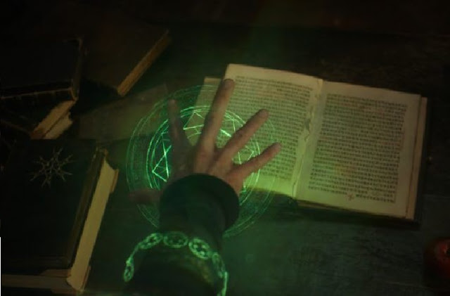 Want To Be Like Dr Strange? Read This Book!