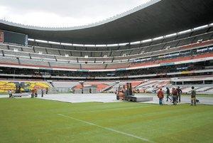 U2 360 Tour Estadio Azteca