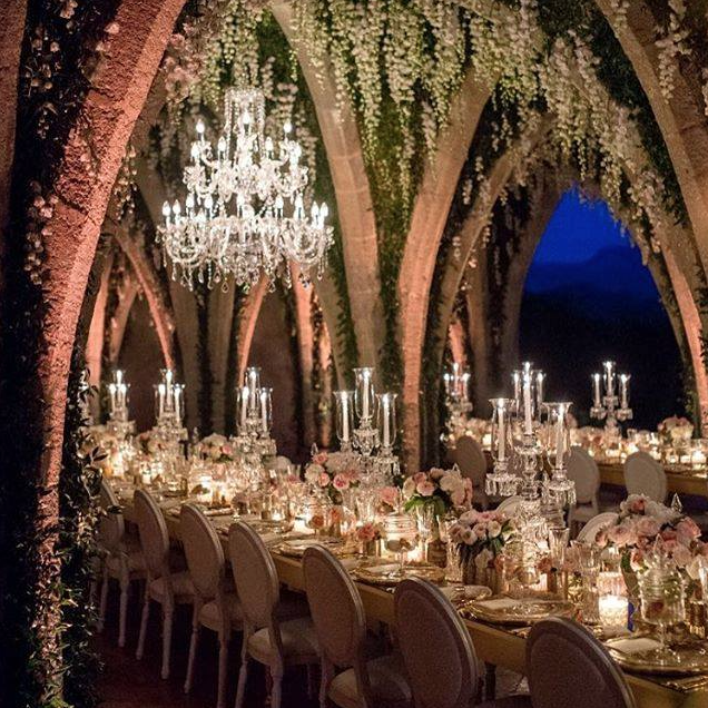 Luxury Wedding Design In Italy By Diana Sorensen