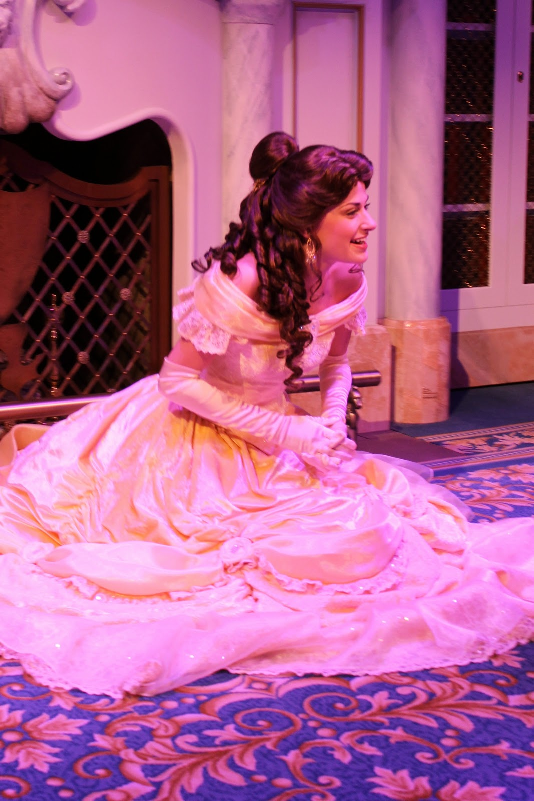 Belle S Diary Bohemian Style: Unofficial Disney Character Hunting Guide: Belle's New