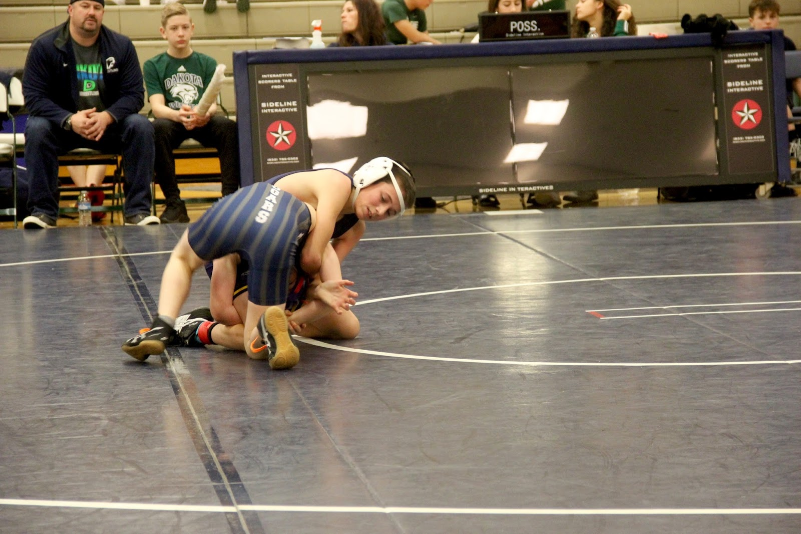 Goodrich Youth Wrestling Club: Dakota Dual Tournament Photo