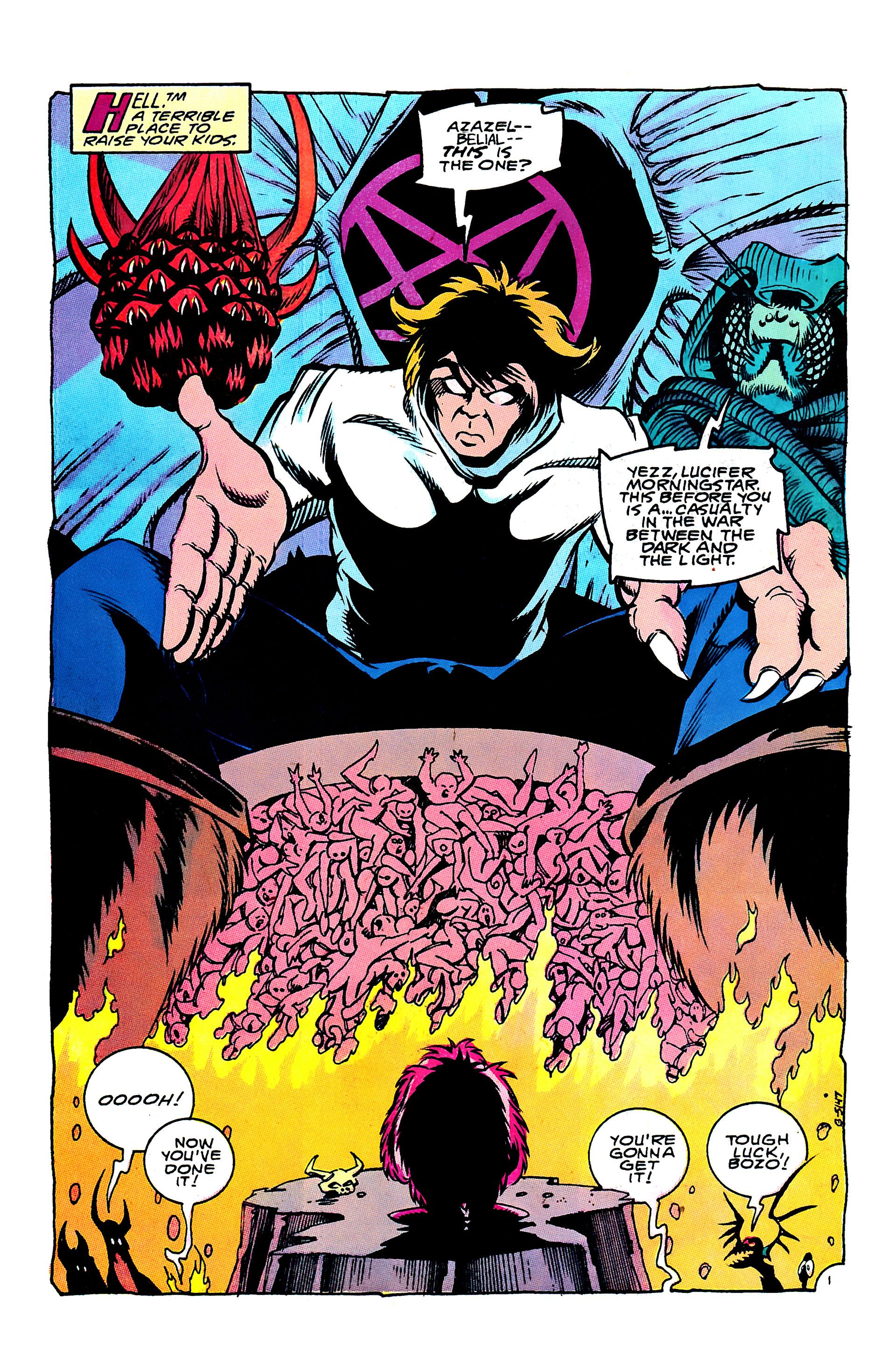 Secret Origins (1986) issue 48 - Page 21