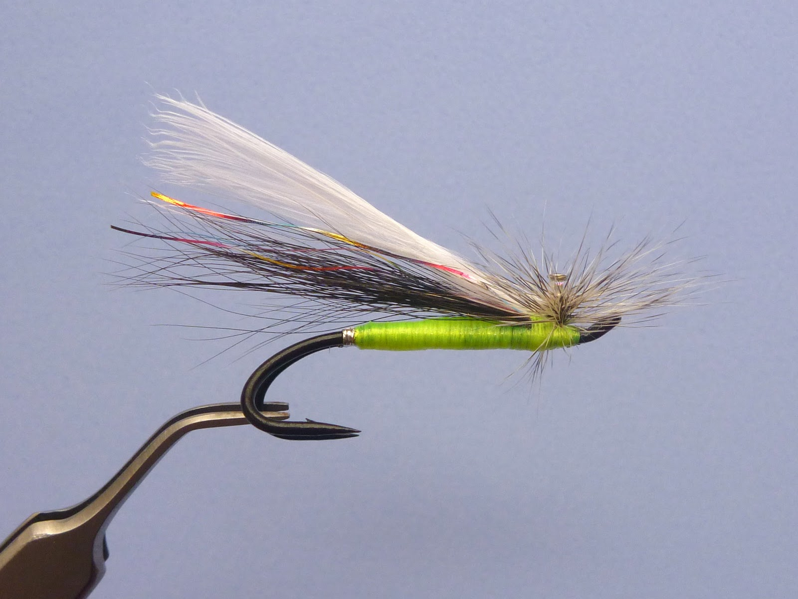 Atlantic Salmon Flies: Ghost Stone Fly #2 Double Atlantic Salmon Flies Patterns