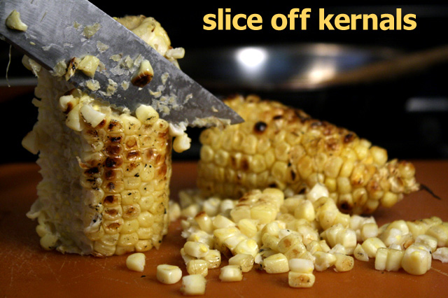 The 99 cent chef fresh boiled corn video recipe once the fresh corn is boiled tender you can add it to your barbecue grill right beside that steak or hamburger turn the corn a few times to get a little ccuart Choice Image