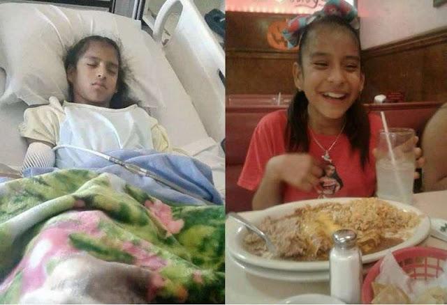 Rosa María no ha recibido atención médica después de su cirugía por seguir detenida.