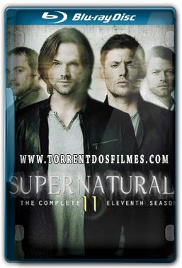 Supernatural 11ª Temporada Torrent – 720p | 1080p Dual Áudio (Completa)