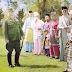 Satu Gambar RARE Ditemui, Jeneral Yamashita In Color. Pertemuan Raja-raja Melayu Dengan Harimau Malaya.