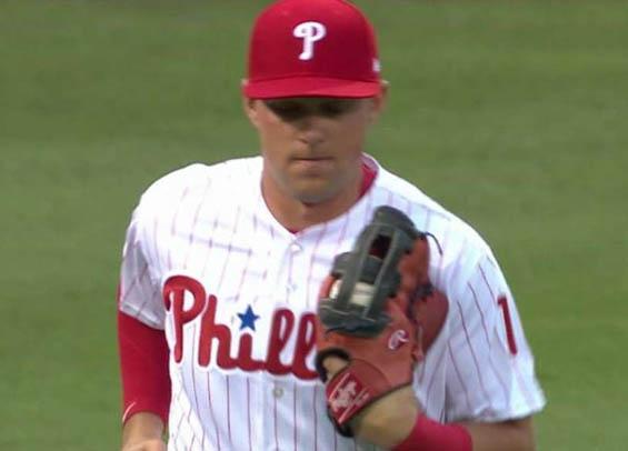Philadelphia prospect Rhys Hoskins