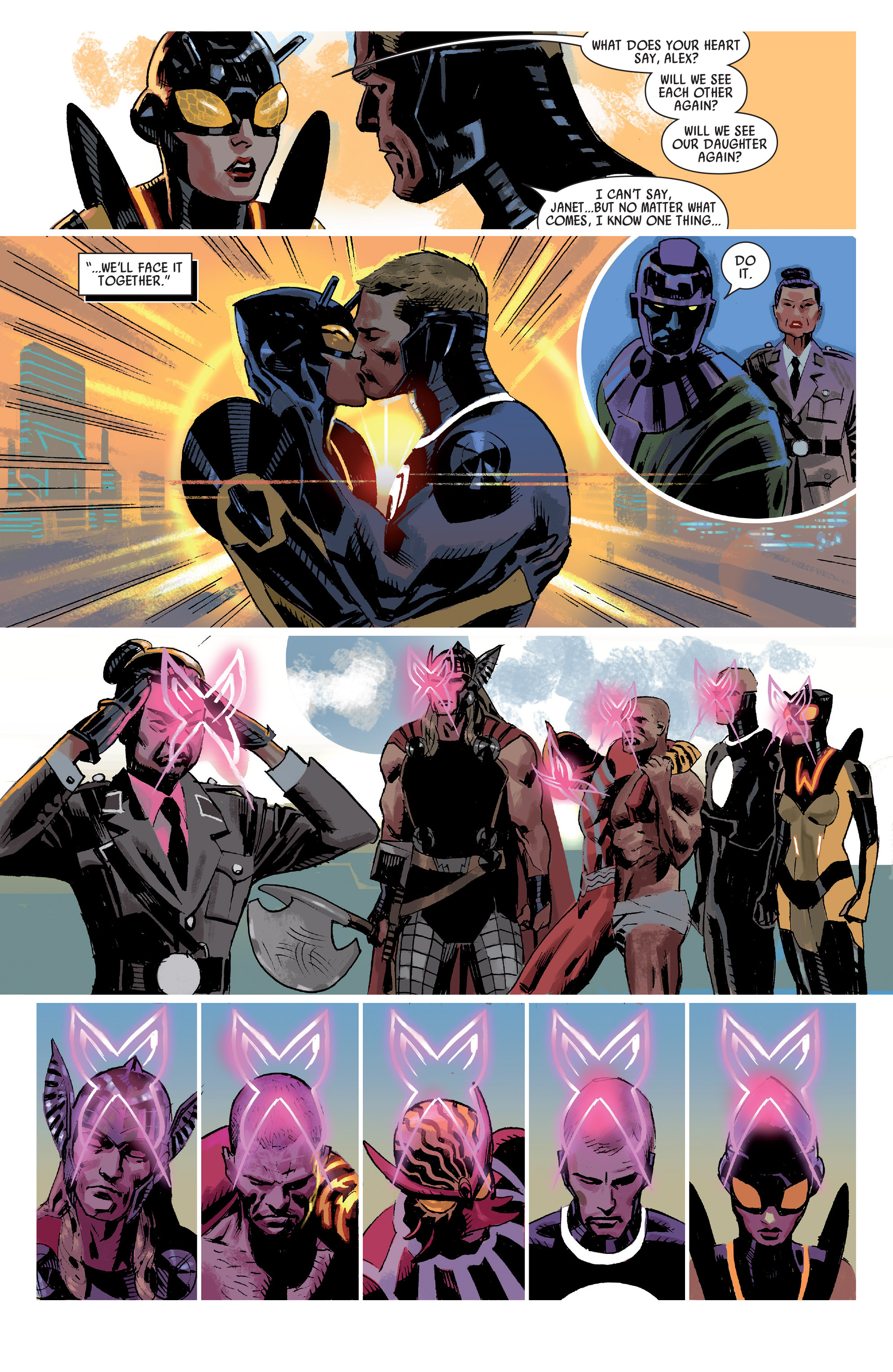 Read online Uncanny Avengers (2012) comic -  Issue #20 - 20