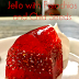 Jello with Pistachios and Chia Seeds  #FoodnFlix