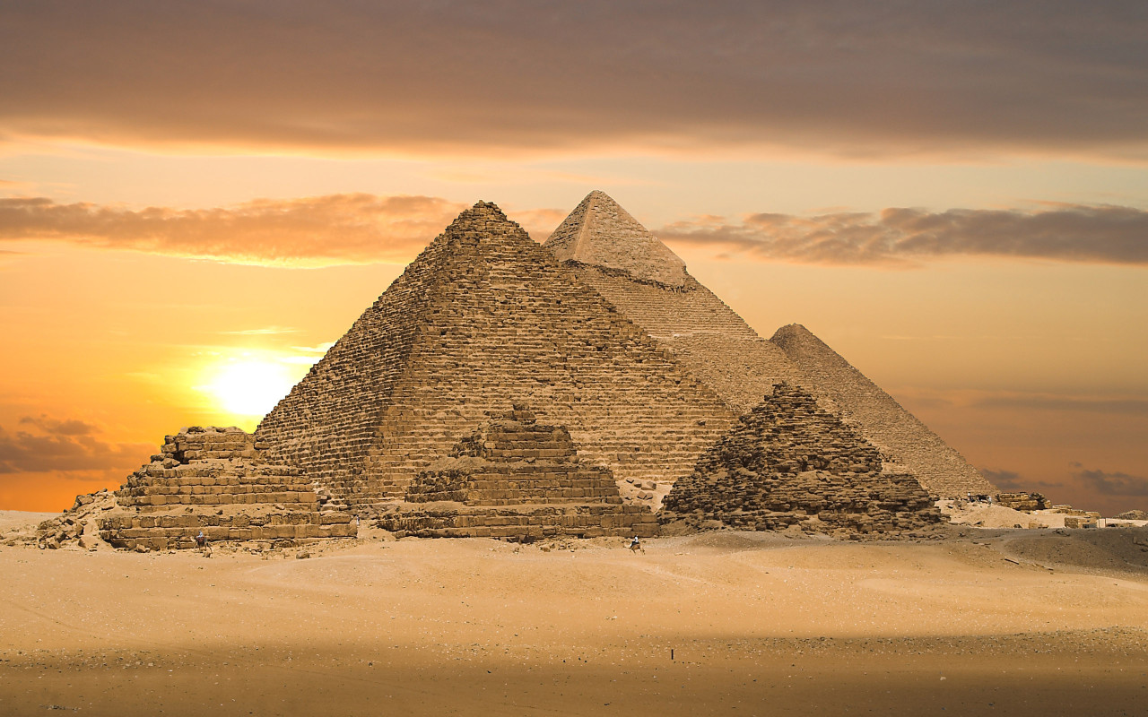 The Great Pyramid of Giza | All Travel Info | World For Travel