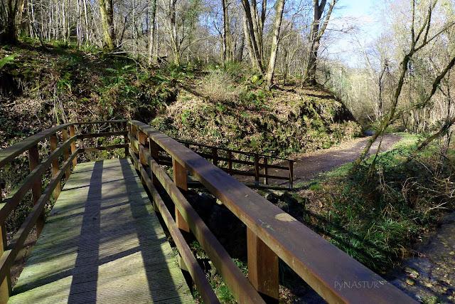 2º puente sobre el Río Pequeño o de La Cueva