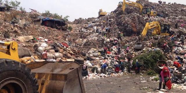 110 Hektar hingga 7.000 Ton Sampah Per Hari, Ini 5 Fakta TPST Bantargebang
