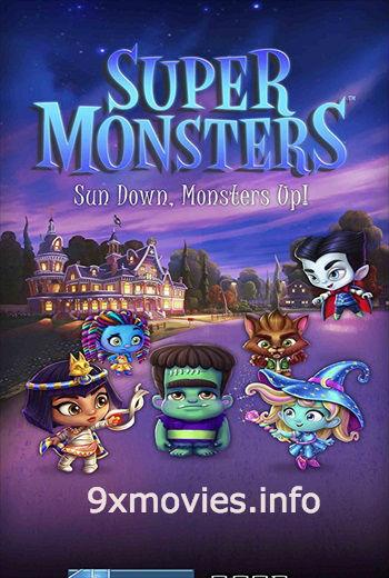 Free Download Super Monsters S01E02 Dual Audio Hindi 720p WEBRip  300MB