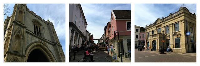 Snapshots of Bury St Edmunds