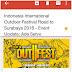 Yeay Dapat Undangan Outdoor Festival Surabaya Gratis, Bagaimana Caranya?