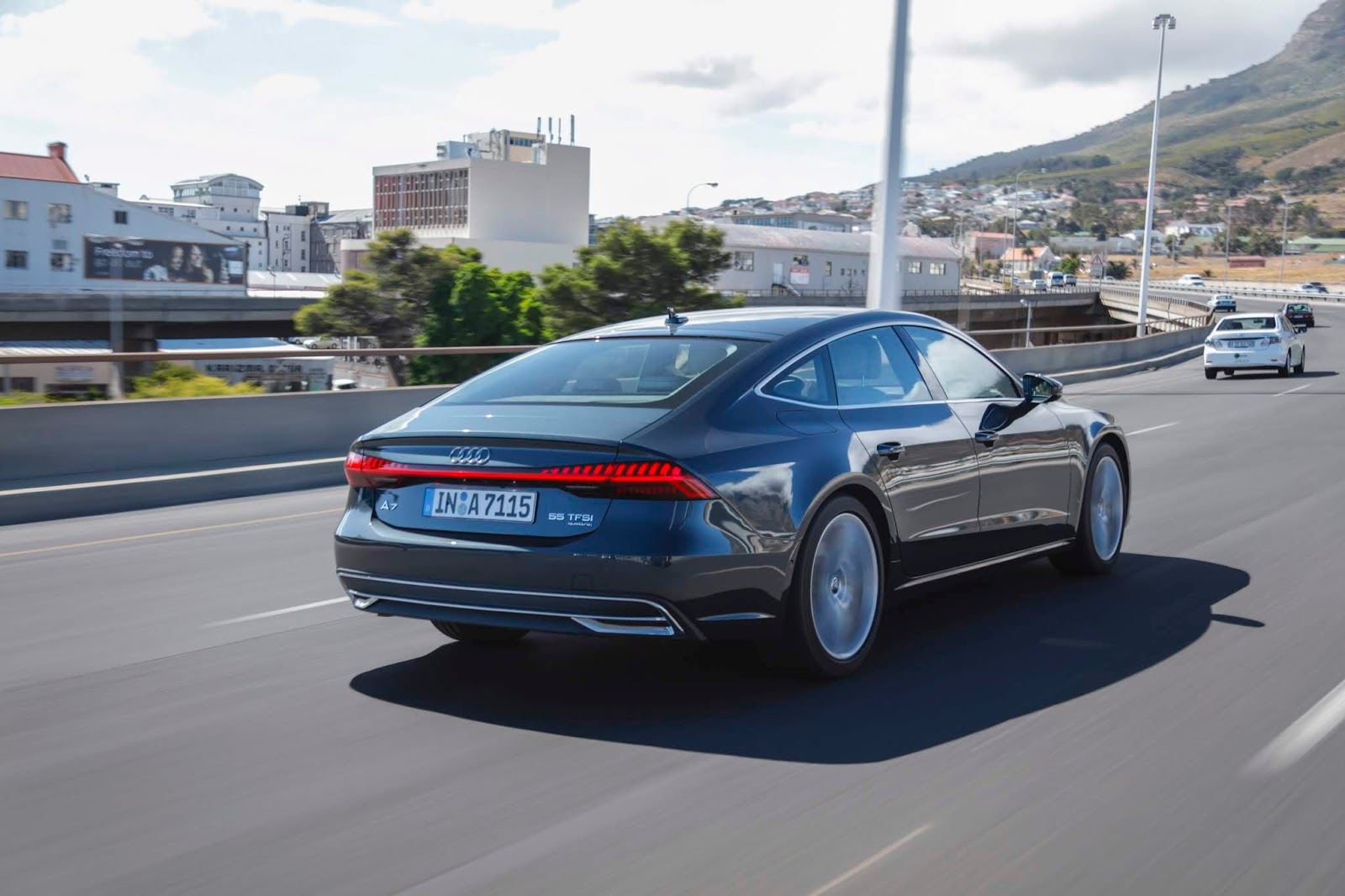 What's New With the 2019 Audi A7?