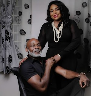 Veteran Actor RMD and Wife Jumobi Celebrated 16th Wedding Anniversary- Romantic message to wife..Read