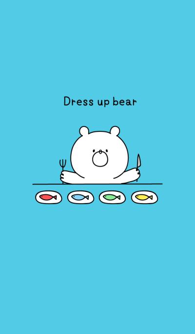 Dress up bear vol.2.