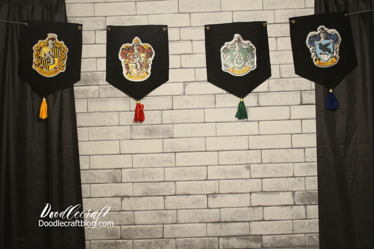 graphic about Hogwarts Banner Printable called Hogwarts Area Banner Do it yourself! Harry Potter 7 days!