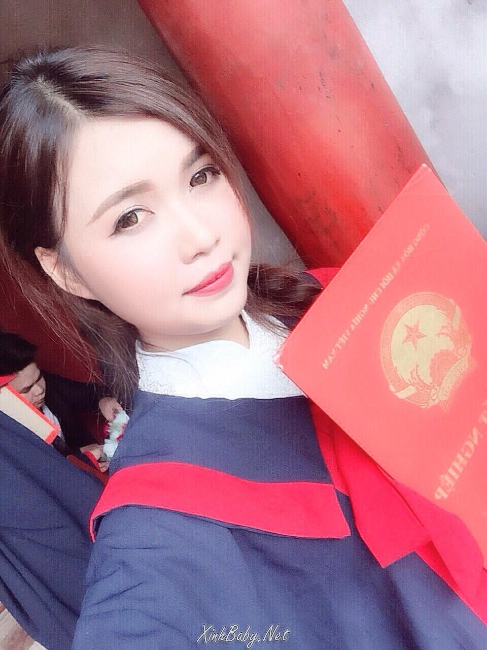 Facebook gái xinh Bắc Giang: Nguyễn Khánh Linh (Linh Thỏ) - Mặt tròn đáng yêu !