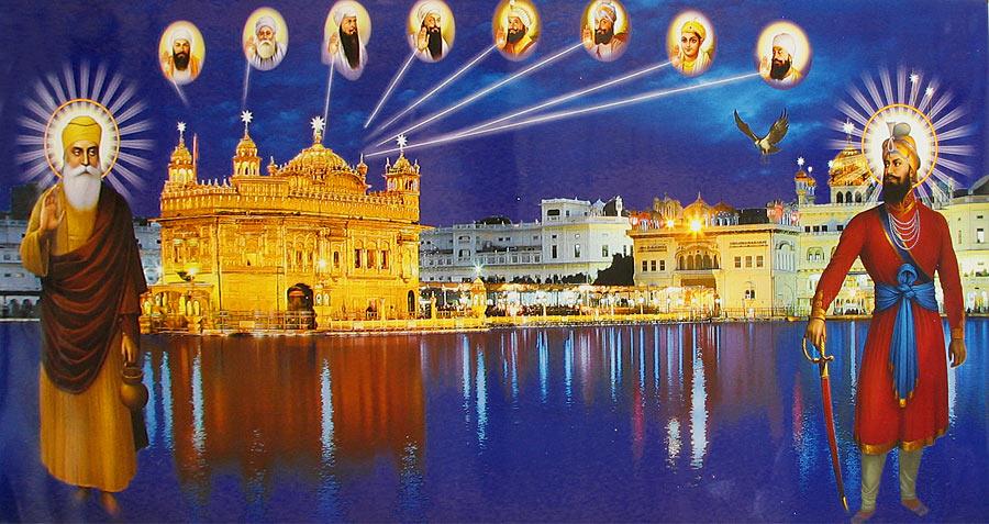 Guru Nanak Dev Ji Hd Wallpaper The History Of Sikhs And Sikh Gurus The Sikh Gurus Ebook