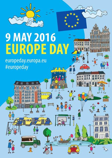 Pensamiento. 9 de mayo: Día de Europa. Luchemos por lo que nos