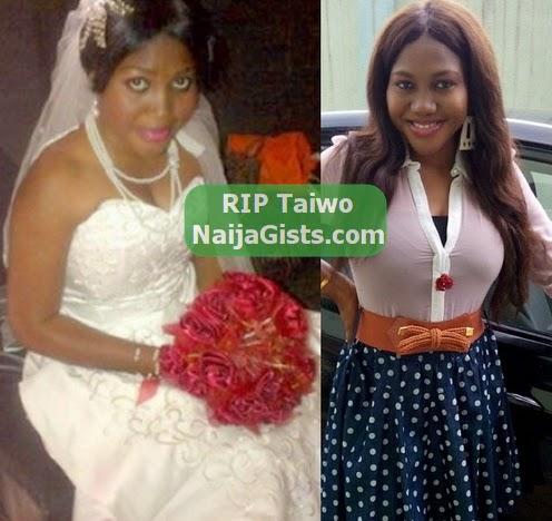 taiwo oshadipe dead