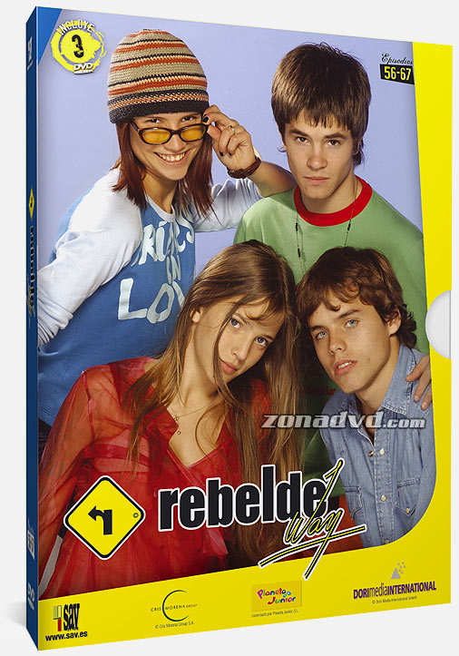 Rebelde way temporada 2 dvd : Countryside trailer park