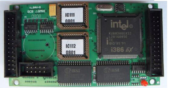 Install IC111 and IC112 2