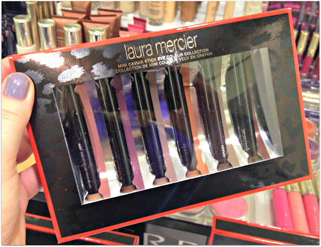 Laura Mercier Caviar sticks eye collection