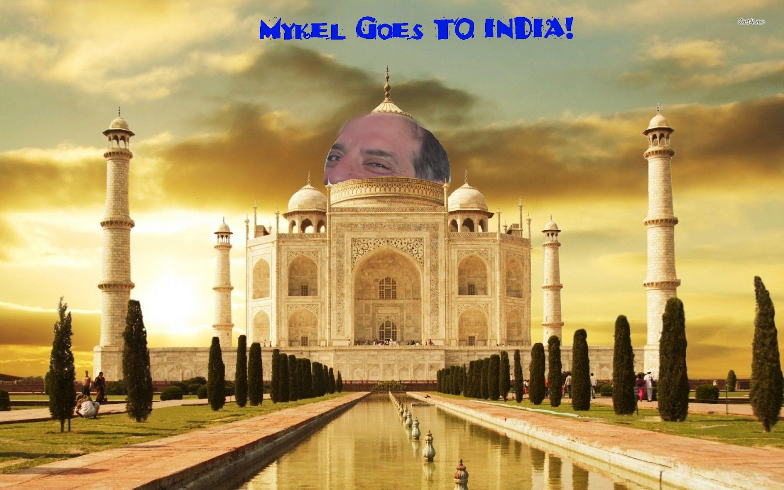 DAX or Mykel's India Trip Entry 8