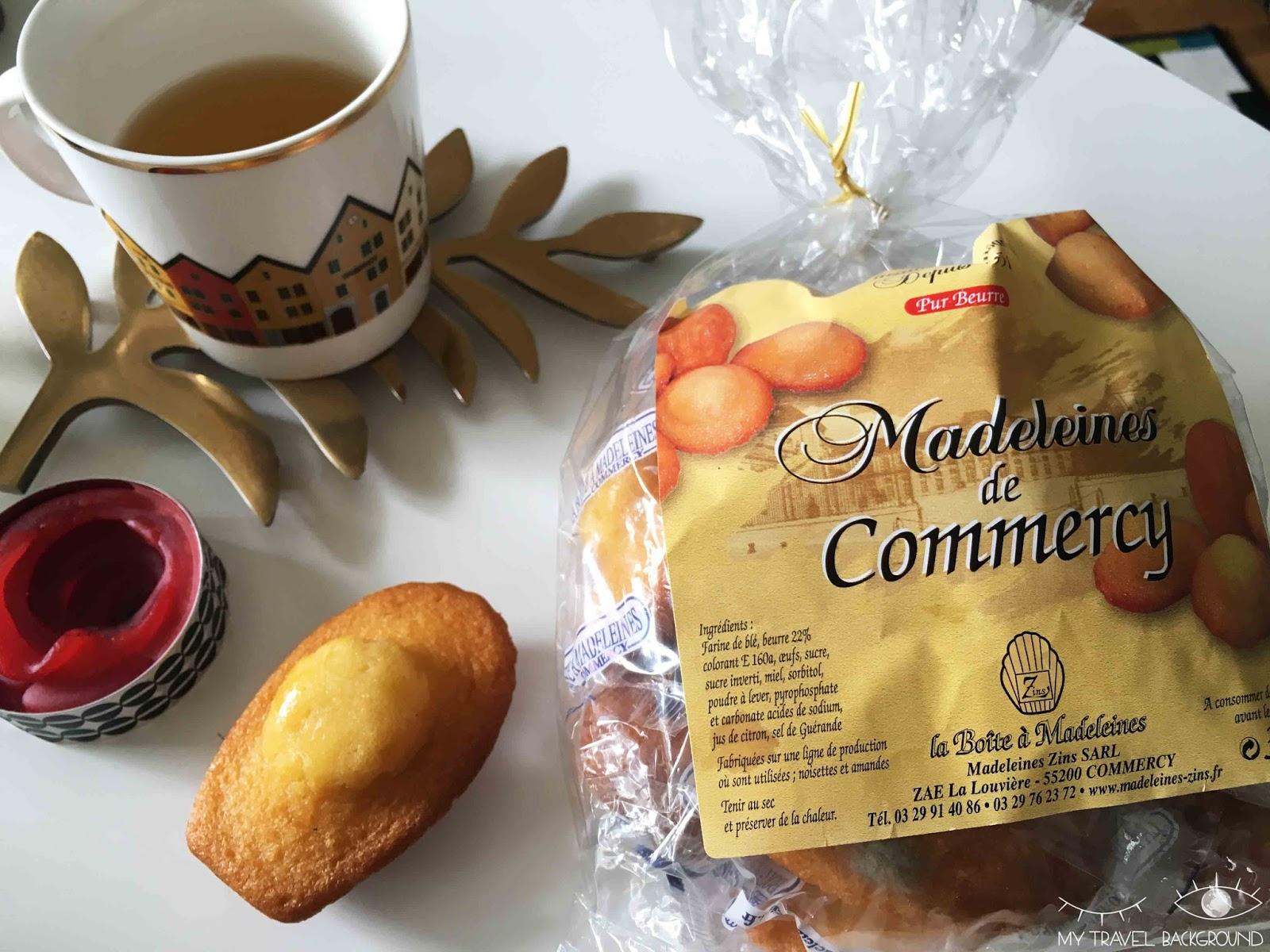 My Travel Background : Les trésors de la Lorraine (je vous emmène en Lorraine) - Madeleines de Commercy