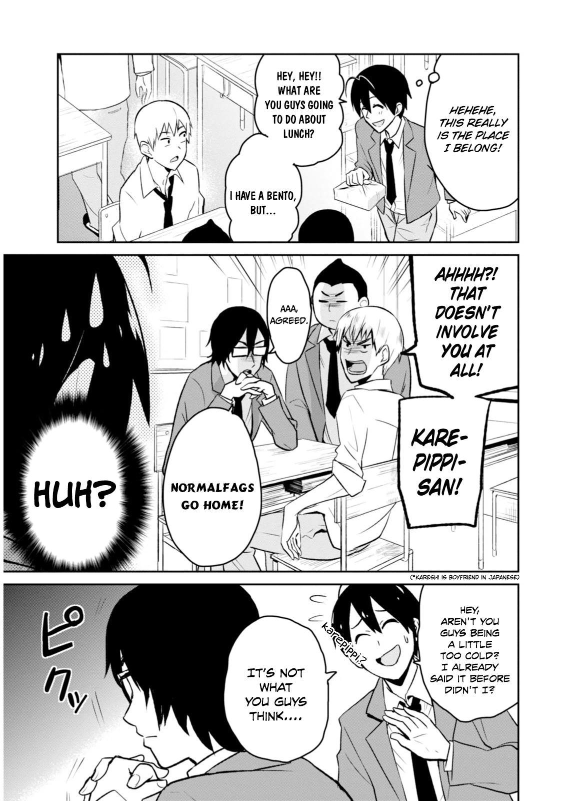 Hajimete no Gal - Chapter 4