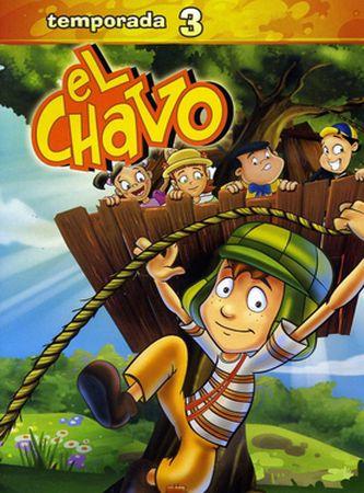El chavo animado (Serie de TV) [Temporada 3] (2006) [MP4 – Latino]