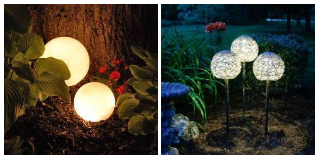 SOLAR LIGHTS IDEAS