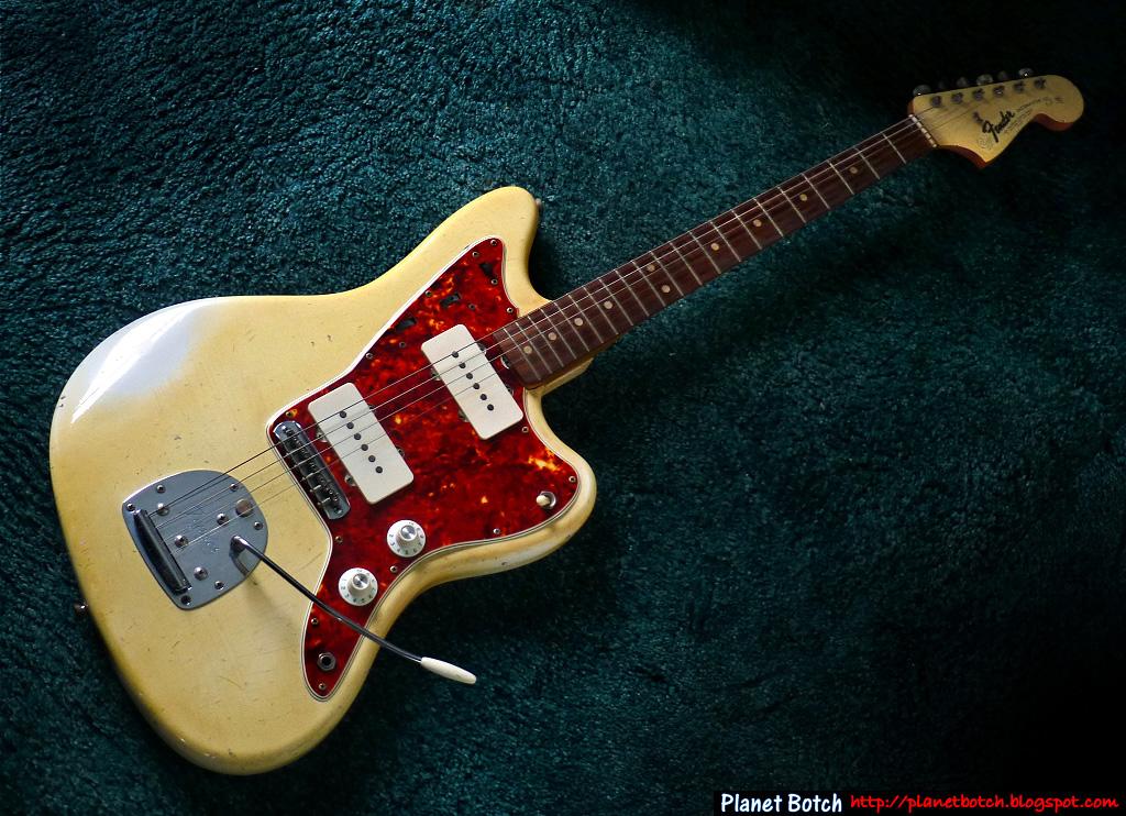 Fender Jazzmaster Vine 1965 Guitar