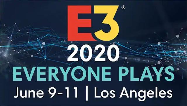 E3 2020 koronavirüs korkusu nedeniyle iptal edildi